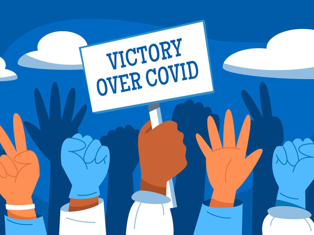 Victory Over Covid-19