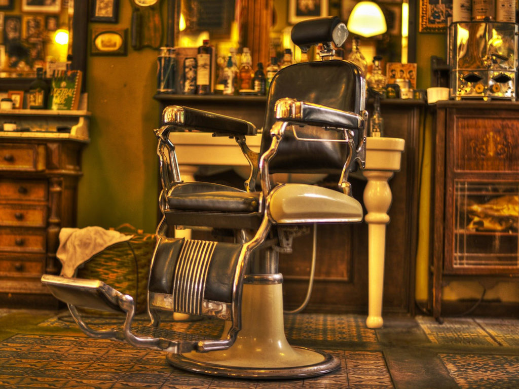 Classic Vintage Style Barber