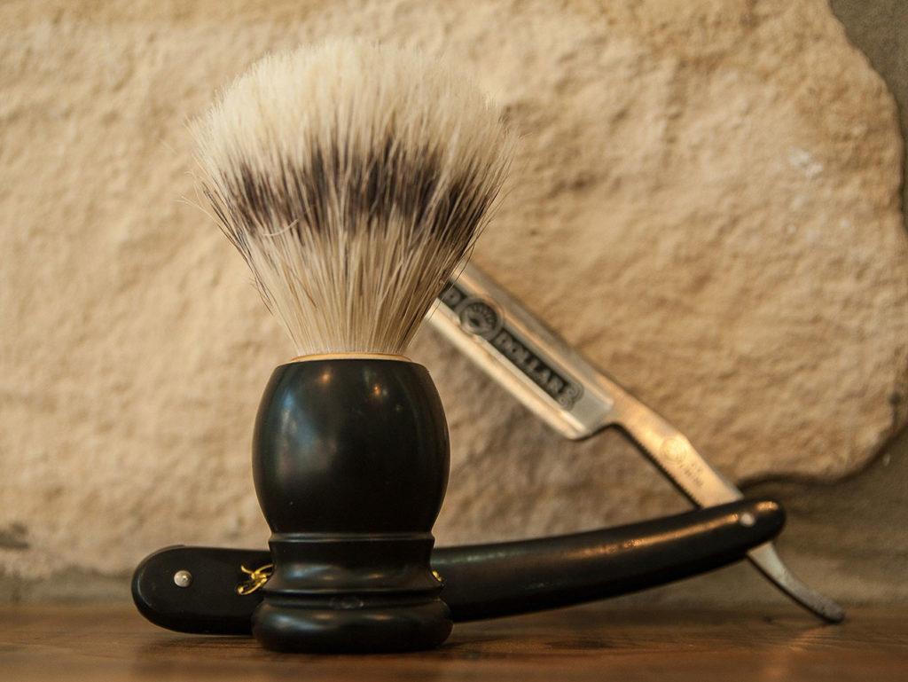 Razor and Brush Barber Basics